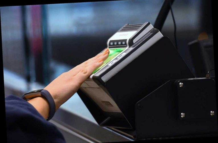 Homeland Security to move biometric database to Amazon Cloud