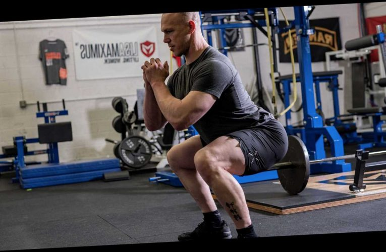 Bobby Maximus' Bodyweight Tabata Workout Torches Your Muscles