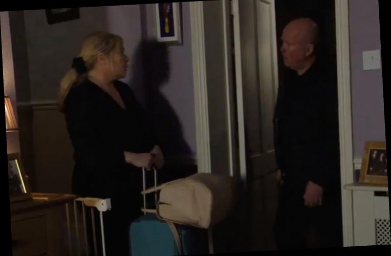 EastEnders spoilers: Linda Carter agrees to Phil and Sharon buying the Vic together