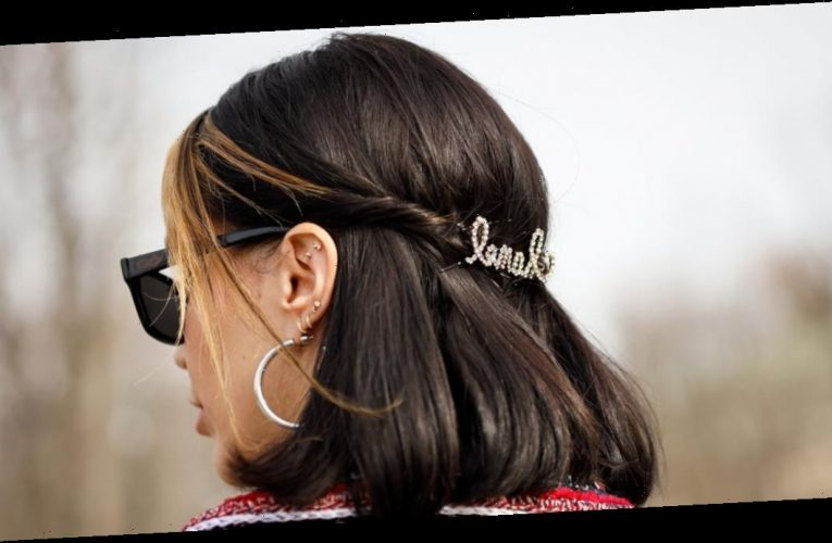 22 Ways to Accessorize and Dress Up a Bob Haircut, Because No, It's Not Too Short