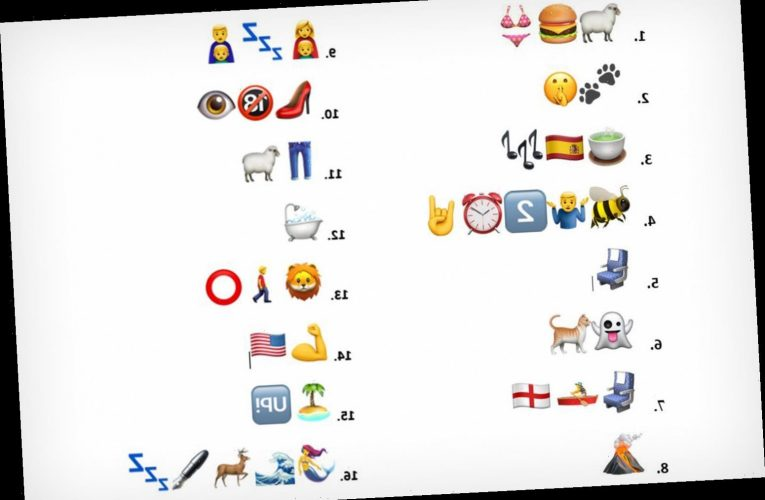 Fiendish emoji quiz asks if you can identify all the cars from the clever pictures