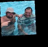 Gary Shirley: My Stepdad Beat Coronavirus … But Just Barely!