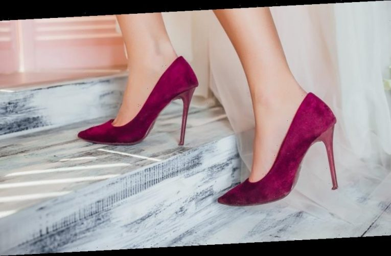 When you wear heels every day, this is what happens to your body