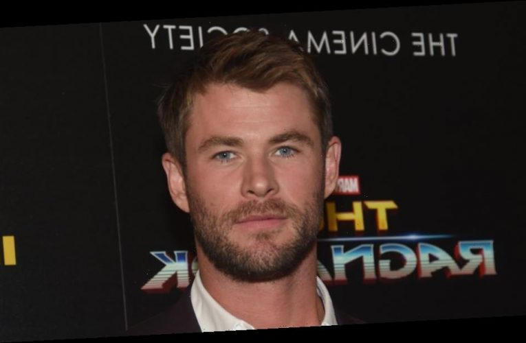 The truth about Chris Hemsworth's at-home workout