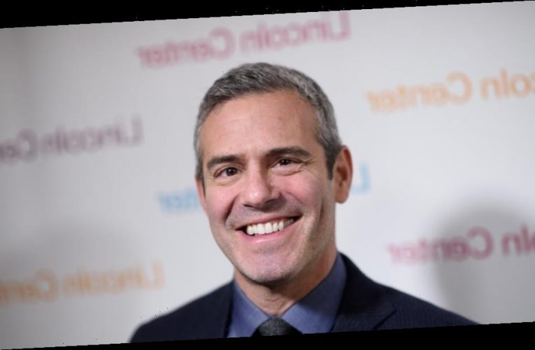 The real reason Andy Cohen rehomed his dog