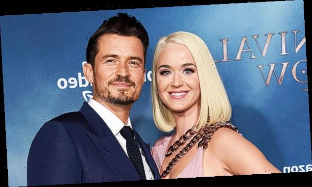 Katy Perry Says She's Shocked Orlando Bloom's Still With Her Amid Stress Of Lockdown — Listen