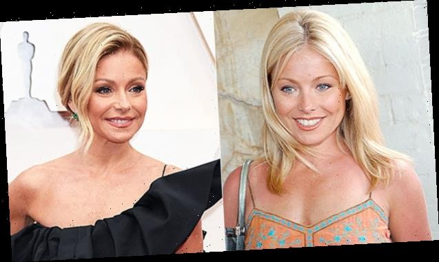Kelly Ripa Through The Years: See Her Transformation From 'All My Children' Starlet To 'Live' Host