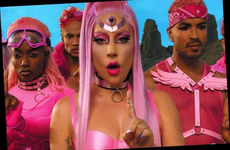 Lady Gaga launching 'Stupid Love' makeup palette ahead of 'Chromatica'