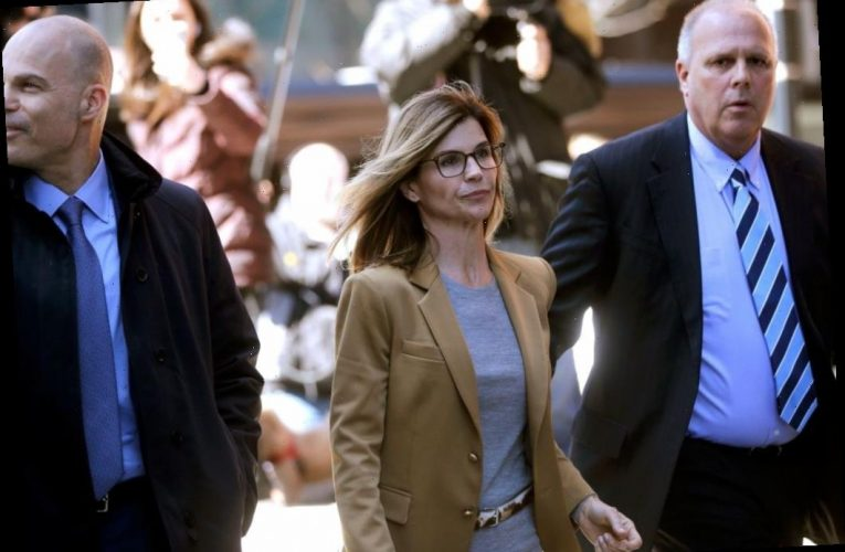 Lori Loughlin, Mossimo Giannulli To Plead Guilty To Charges In Admissions Scandal, U.S. Attorney Says