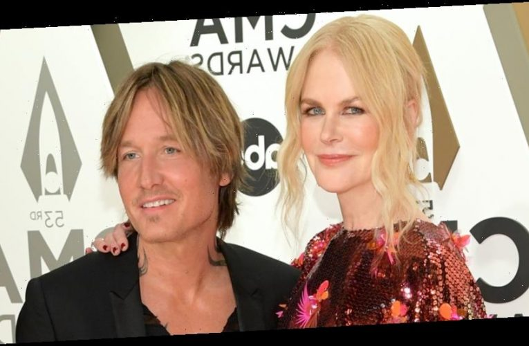 Nicole Kidman Broke Her Ankle Recently & Keith Urban Explains How It Happened