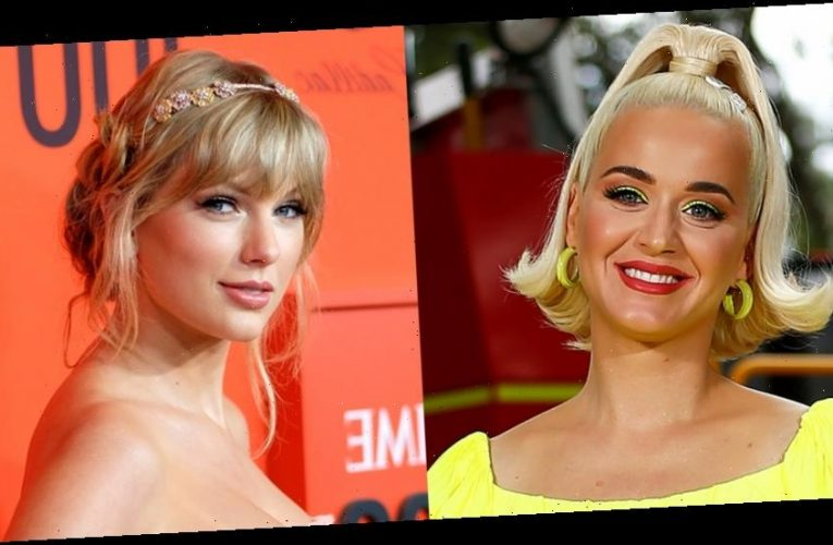 Katy Perry Responds to Rumors of Collab with Taylor Swift