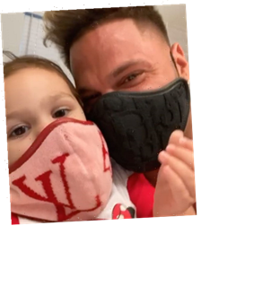 Ronnie Magro: I FINALLY Get to Spend Time With My Daughter!