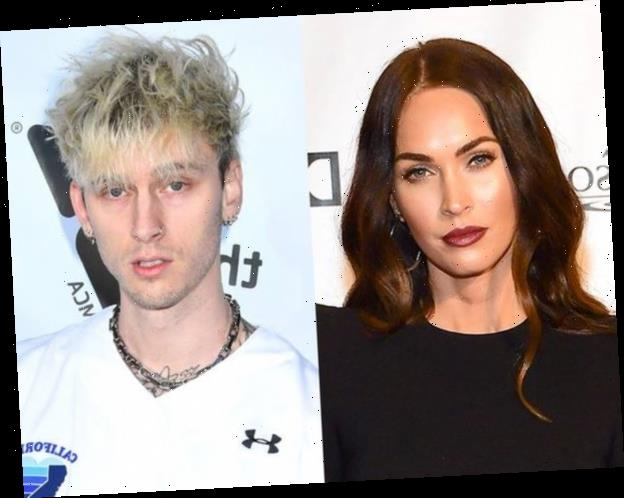 Here's What's Really Going on With Megan Fox and Machine Gun Kelly