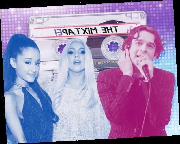 The MixtapE! Presents Lady Gaga, Ariana Grande, The 1975 and More