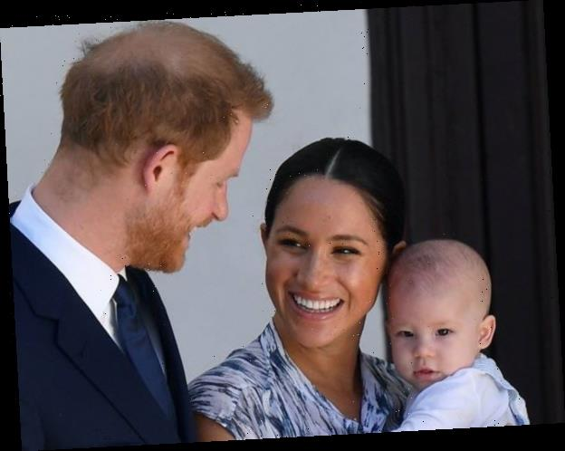 William, Kate & More Wish Harry & Meghan's Son Archie a Happy Birthday
