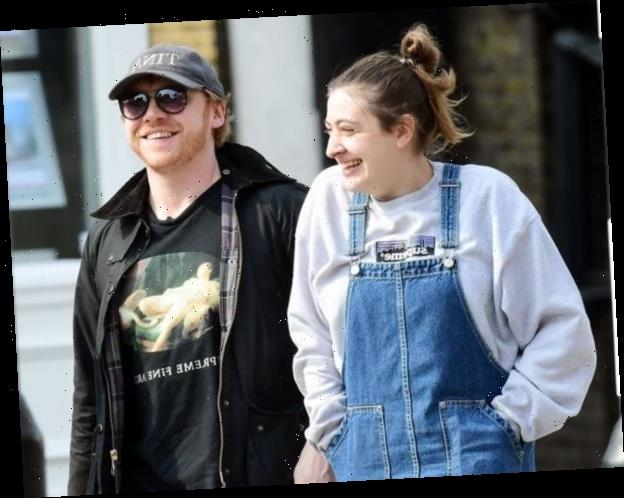 Harry Potter's Rupert Grint & Georgia Groome Welcome Baby Girl