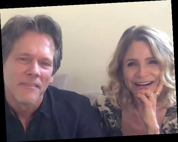 Watch Kevin Bacon and Kyra Sedgwick's Hilarious Dumb Couple Fight