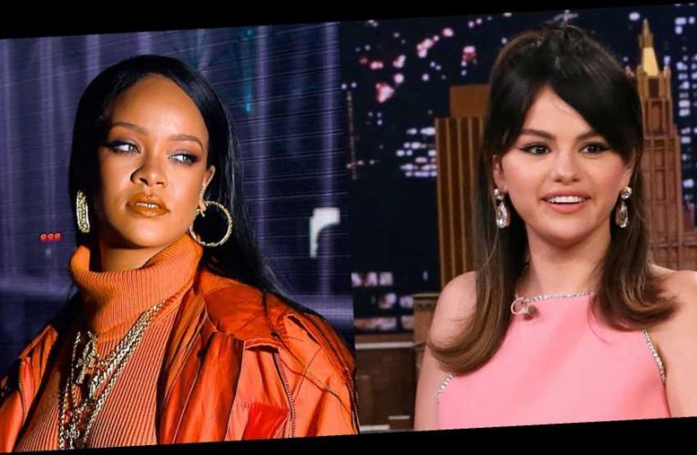 Rihanna's Demo of Selena Gomez's 'Same Old Love' Just Surfaced and It's Fantastic