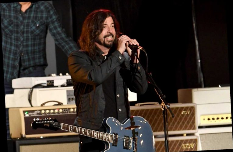 Foo Fighters' Dave Grohl Envisions Return of Live Music in Op-Ed