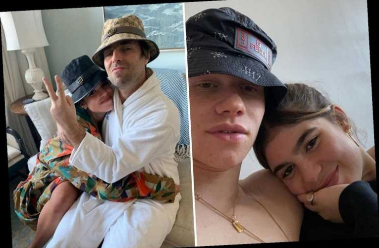 Liam Gallagher's daughter Molly Moorish finds love with model Louis Hartley – and he even has her dad's seal of approval – The Sun