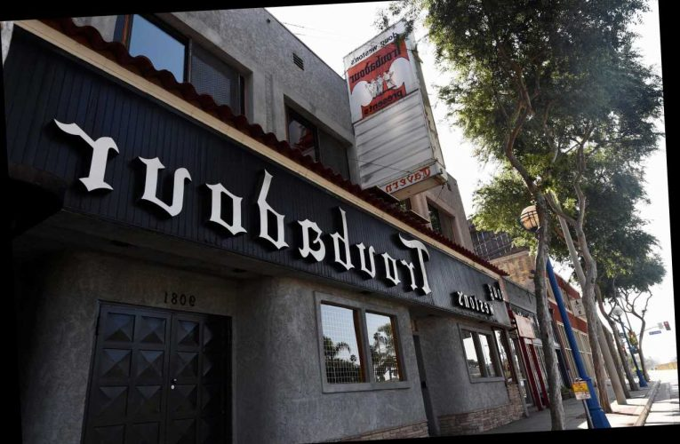 Owner of Famed L.A. Venue The Troubadour: 'Are We Going to Be a Footnote in History?'