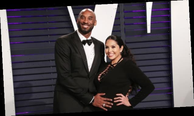 Vanessa Bryant Snuggles With Daughter Capri, 10 Mos, Who's A Perfect Blend Of Her & Dad Kobe