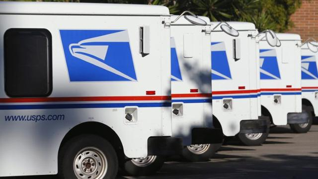 Republican donor named US postmaster general