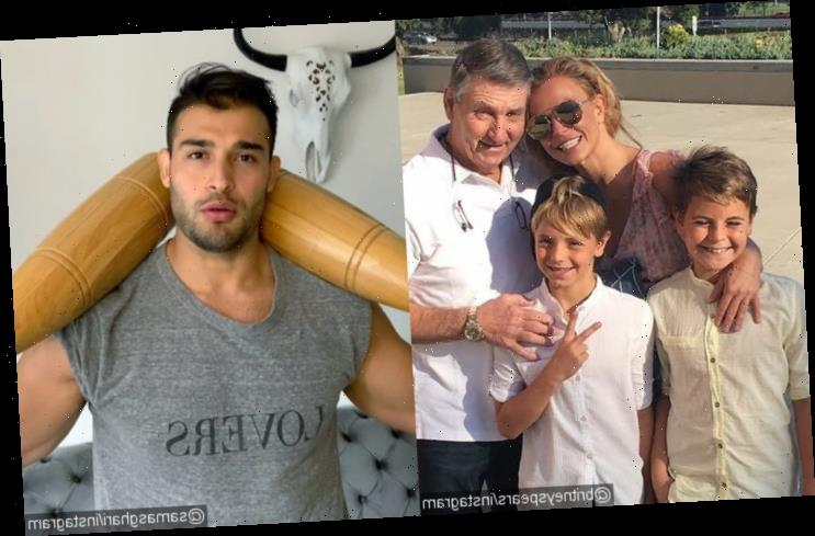Britney Spears' Father Reportedly Blocks Her Desire to Have a Baby With Boyfriend Sam Asghari