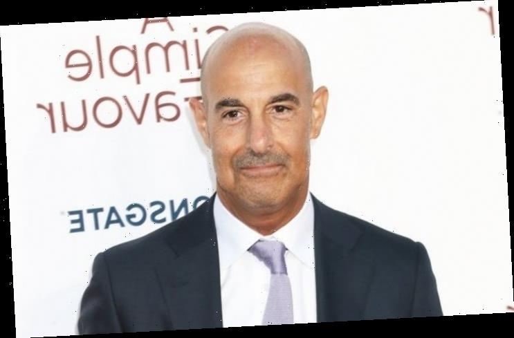 Stanley Tucci Reveals How He and Co-Stars Unwind After Long Day on Set