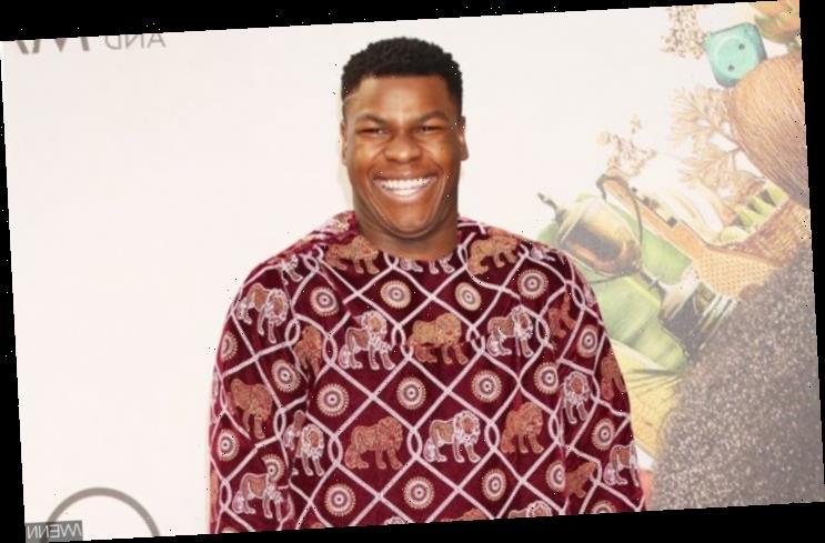 John Boyega Reveals Mother's Reaction Upon Finding Out About His Secret Chest Tattoo