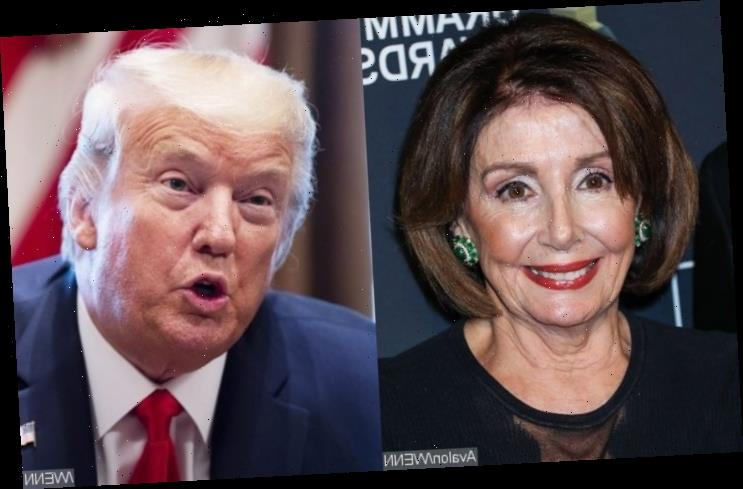 Nancy Pelosi Trolls Trump as 'Morbidly Obese' While Criticizing His Hydroxychloroquine Intake