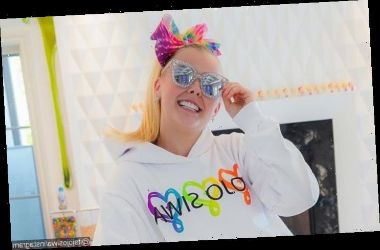 JoJo Siwa Shows Mature Look in New TikTok Video Ahead of Her 17th Birthday