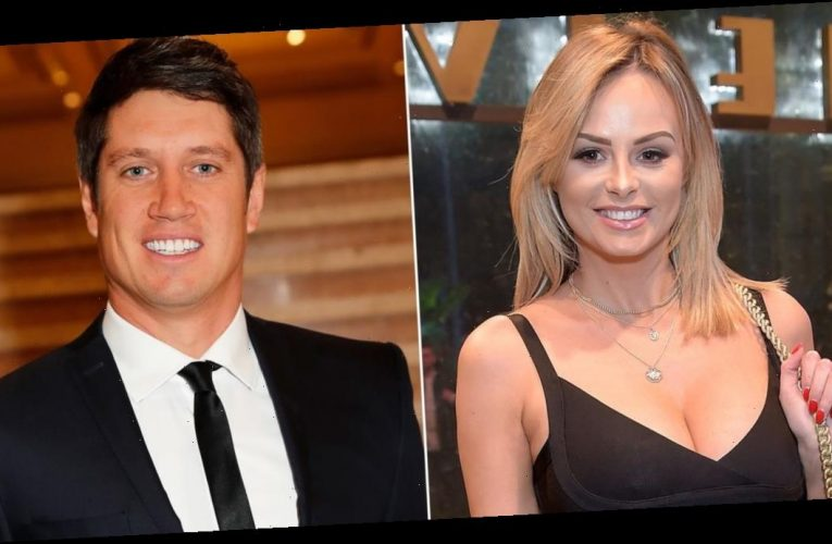 Rhian Sugden slams Tess Daly's husband Vernon Kay and says sexting scandal 'ended her career'