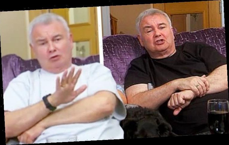 Eamonn Holmes' furious 'outburst' see Celebrity Gogglebox removed and re-edited