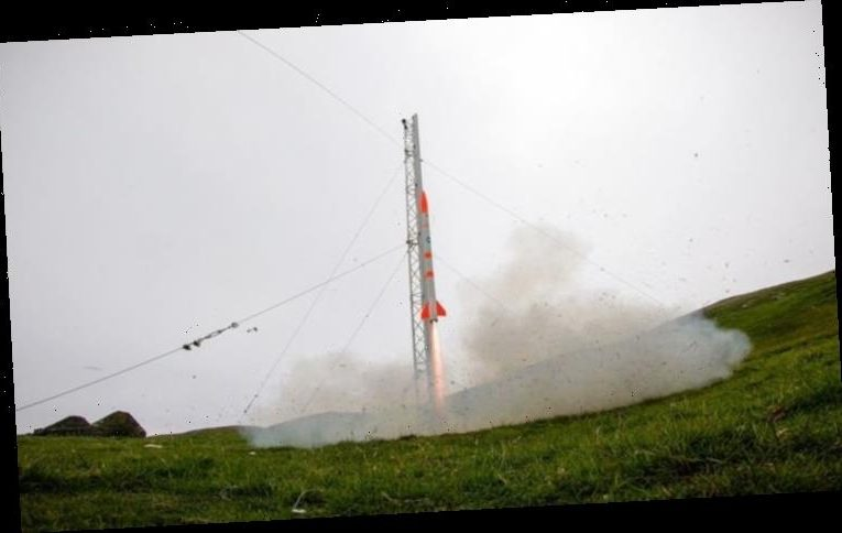 Space race 2:0 – Skyrora successfully completes first Shetland rocket – 'vital first step'