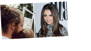 Cher Lloyd shares adorable rare snaps of daughter Delilah-Rae, two, and husband Craig in Father's Day tribute