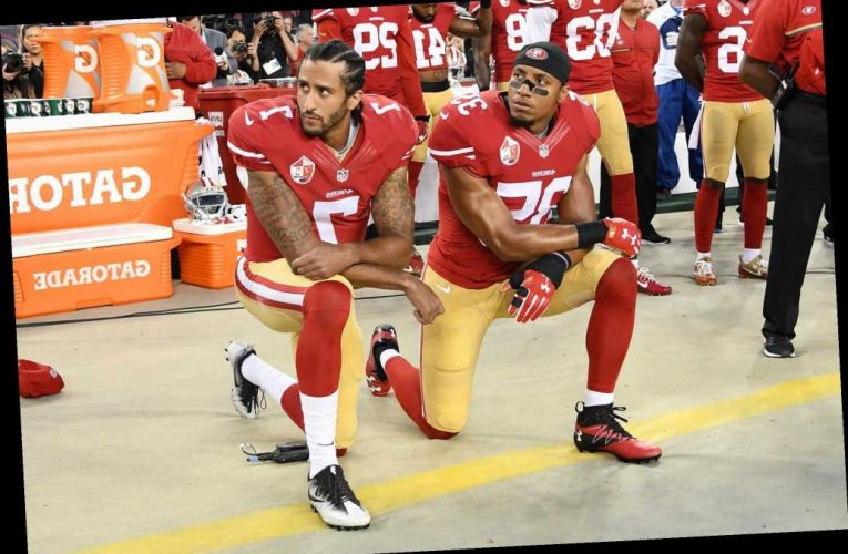 Most Americans now agree with Colin Kaepernick's anthem protest: poll