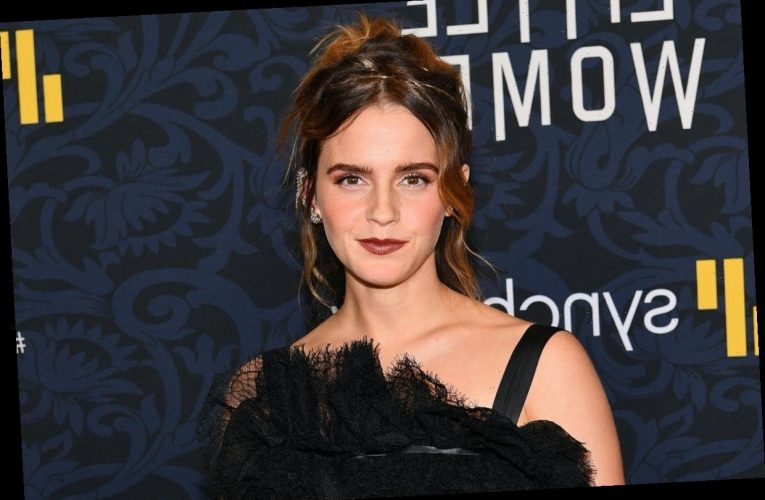 Emma Watson Shows Support For BLM After Receiving Backlash On Instagram