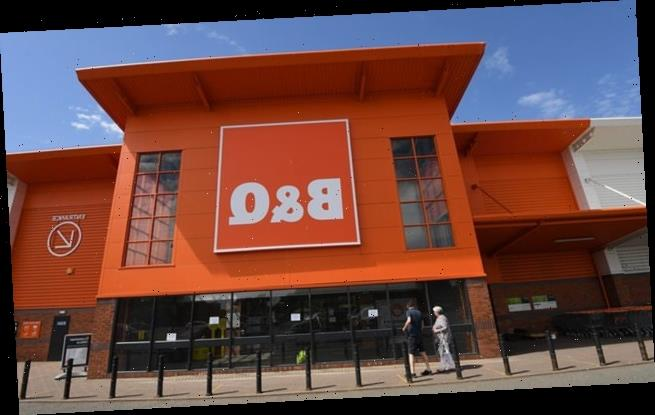 B&Q evacuated after bosses learn worker tested positive for Covid