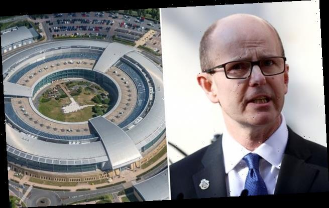 GCHQ boss reveals NHS is facing increasing number of cyber attacks