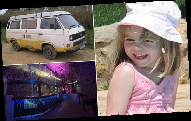Witness 'saw Madeline McCann in German-owned VW van with unknown man'