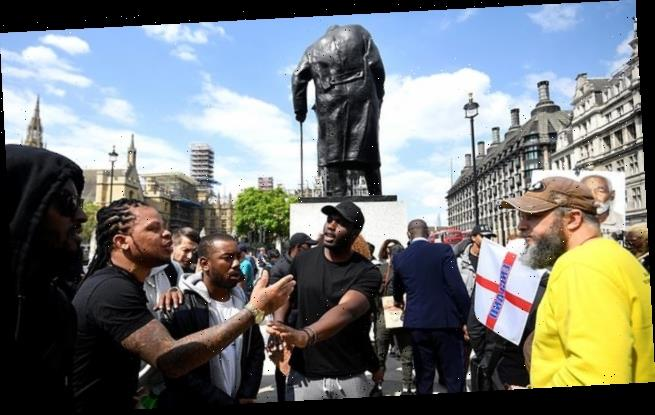 Fears of violence as far-Right thugs plan to 'defend' London statues