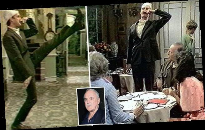 'Germans' episode of Fawlty Towers is taken off-air