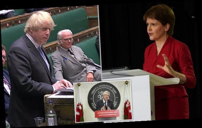 Nicola Sturgeon says two-metre rule will NOT be dropped in Scotland