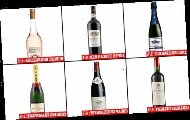£200 superwine you can now get for £13.99 at Lidl…well, almost