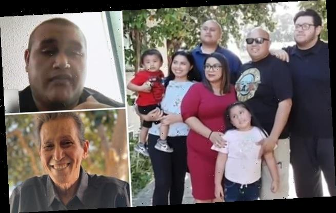 California man says 28 members of family tested positive for COVID-19