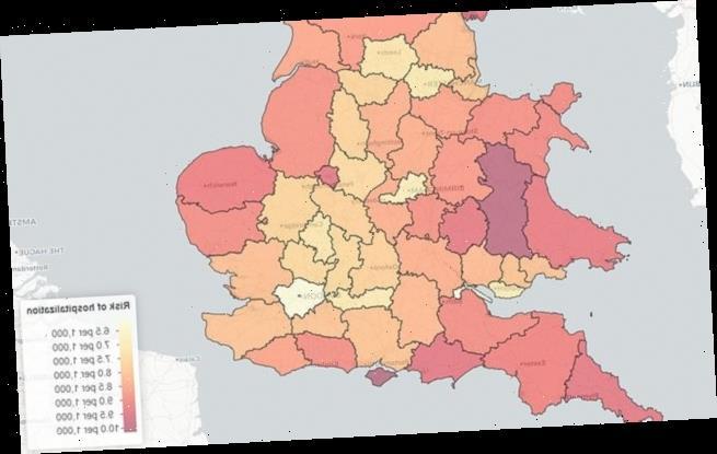 Online tool identifies potential future coronavirus 'hotspots'