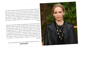 Jennifer Lawrence Joins Twitter, Immediately Demands Justice For Breonna Taylor