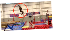 Simone Biles Casually Nails Another Astonishing Move In Training