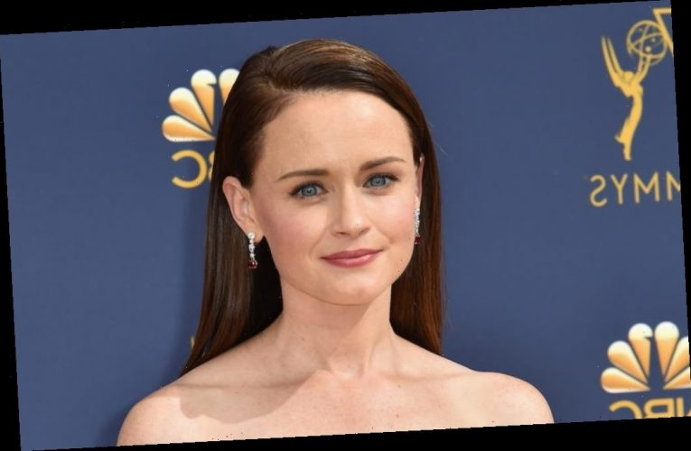 'Gilmore Girls' Took a Giant Gamble Casting Alexis Bledel As Rory